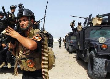 العمليات المشتركة تؤكد  عدم استبعاد اي قائد بالعمليات العسكرية
