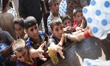 الأمم المتحدة تؤكّد قلقها إزاء الوضع الغذائي في الفلوجة