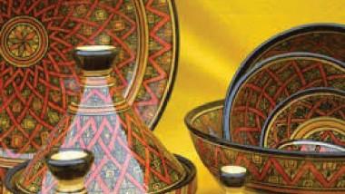 الخزف في التشكيل الحداثي المغربي