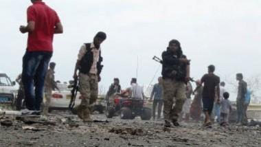 خروقات المتمرّدين للهدنة في اليمن مستمرّة  والجيش الوطني يطردهم من جبل الفناصين