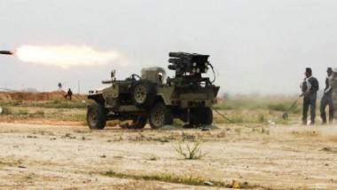 """قيادات معارك الأنبار يتفقون على تحرير """"الجزيرة"""" وصولاً إلى منفذ طريبيل في غضون شهر"""