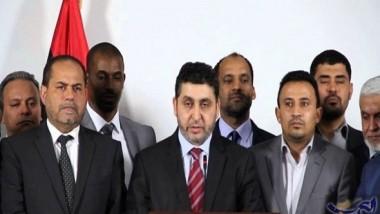 حكومة الغويل تعلن استقالتها ومجلس النوّاب  يجتمع ليمنح حكومة الوفاق ثقته