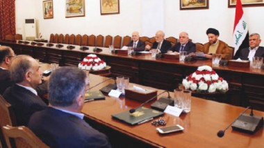 الحكيم يبحث مع القادة الكرد الأزمة الراهنة وورقته للإصلاح السياسي