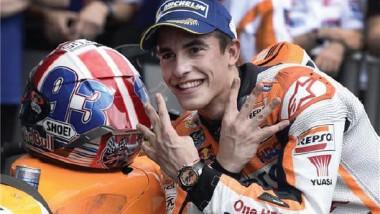 ماركيز يفوز بسباق أميركا للدراجات النارية
