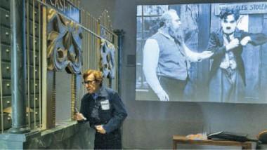 متحف لتشارلي تشابلن في سويسرا