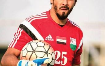 نور صبري يقرر اعتزال اللعب دولياً