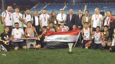 العراق يفوز بفضية غربي آسيا لشباب وشابات القوى