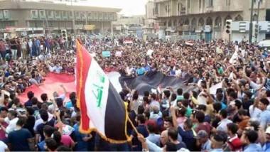 حكومة الإقليم تندد بالفوضى وتعلن دعمها لاستقرار بغداد