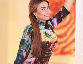 الشاعرة بروين حبيب تتألّق مع الفنان العراقي أنور دراغ