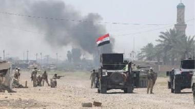 قوّات الجيش تستعد لمسك الأرض في الموصل