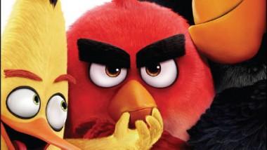"""""""انغري بيردز"""" يتصدّر إيرادات دور السينما في أميركا الشمالية"""