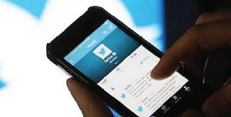 تويتر.. التغريدة 140 حرفاً والصور واللينكات مجاناً