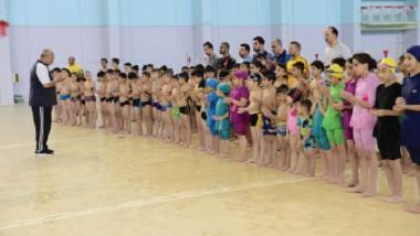 المركز الوطني لسباحة الموهوبين يؤبن فقيدتيه «روان وبدور»