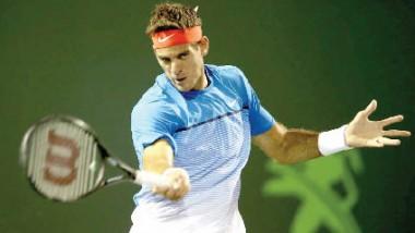 غياب ديل بوترو عن بطولة روما لأساتذة التنس