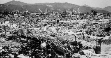 مصالح أميركا في اليابان برائحة (هيروشيما)