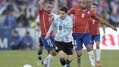 الأرجنتين تستعد لريو 2016 بثلاث وديات