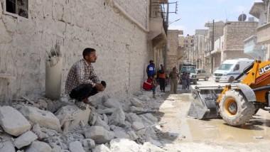 نزوح أكثر من ستة آلاف مدني  من حلب إلى مناطق الأكراد