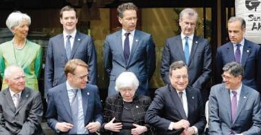النمو العالمي أبرز المحاور في لقاءات «مجموعة السبع»