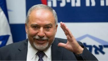 ليبرمان يدعو إسرائيل لعدم تفويتها نافذة للسلام مع الفلسطينيين