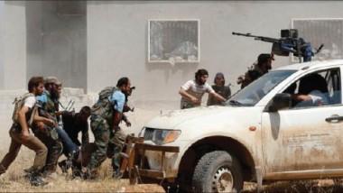 اندلاع اشتباكات بين الدواعش قرب سيطرة العقرب جنوب الموصل