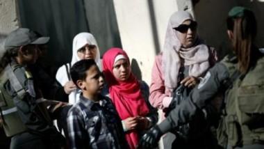 إسرائيل تحظر دخول جميع  الفلسطينيين الى أراضيها