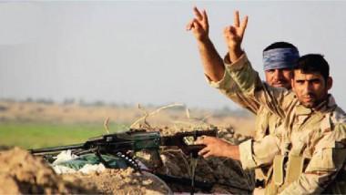 الحشد الشعبي يصل الى الحدود السورية ويؤمن الحماية لنقاط التماس