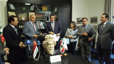 العراق يتسلّم رأس الملك سنطروق الأول