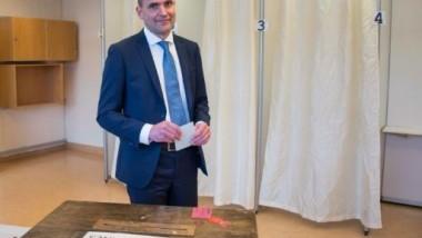 غودني يوهانسون يعلن فوزه بالانتخابات الرئاسية في ايسلندا