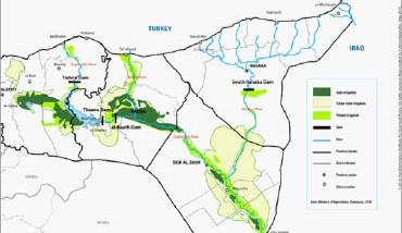 قضايا المياه ذات أهمية حيوية لاستقرار «وادي الفرات» في سوريا