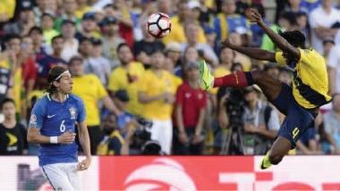 البرازيل تسقط في فخ التعادل أمام الإكوادور بكوبا أميركا
