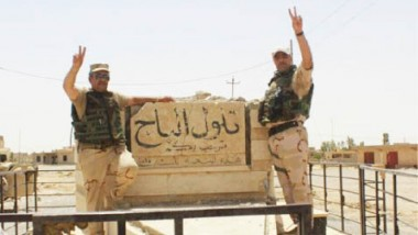 القوّات الأمنية تقترب لمسافة 10كم عن مركز الشرقاط في المحور الغربي
