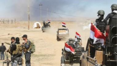 القوّات الأمنية تشن هجوماً من محورين لربط شمال الخالدية مع الرمادي