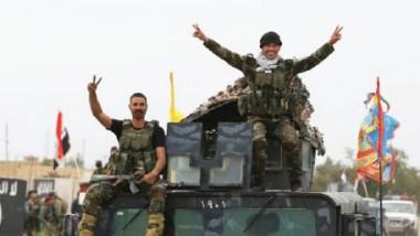 القوّات الأمنية تشن هجوماً واسعاً لتطهير منطقة الفلاحات غربي الفلوجة