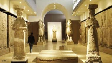 خطة عمل لتوثيق آثار المتحف العراقي