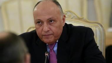وزير الخارجية المصري يتوجه إلى إسرائيل