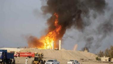 استئناف إنتاج حقول القيّارة رهن «استعادة الموصل»