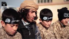"""محلل أمني: استعمال """"داعش"""" للأطفال  مؤشّر للدفاع المهزوم وخسارة لأدواته"""