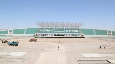 استئناف العمل في تأهيل  ملعب ميسان الأولمبي