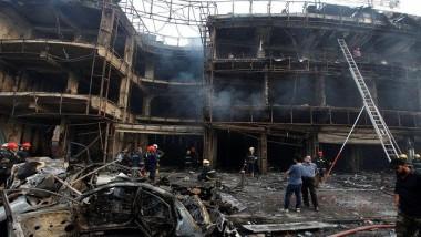 الأمم المتحدة تُعلن مقتل وإصابة نحو 2000 عراقي خلال الشهر الماضي