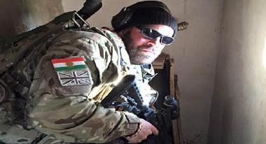 بريطاني باع أملاكه في لندن وغادر إلى العراق ليقاتل «داعش» بسبب مجازره في سنجار