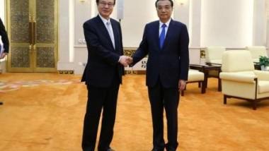 الصين تحثّ اليابان على القيام بدور «بنّاء» في قمّة مجموعة العشرين