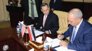 العراق يبحث مع الولايات المتحدة تجهيز الرز وبرامج التدريب والدعم