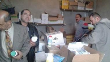 تواصل عملية تصنيع الشلب في المجارش الحكومية لصالح التموينية