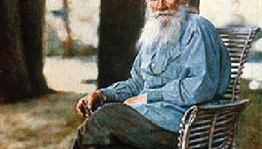 ليو تولستوي