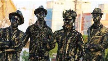 فن الحركات الإيحائية ينتشر على نطاق واسع في العراق