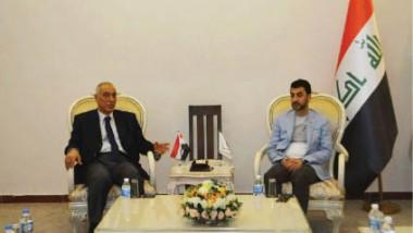 عبطان يطالب الأولمبية بوضع الخطط الكفيلة لتحقيق الإنجاز العالي