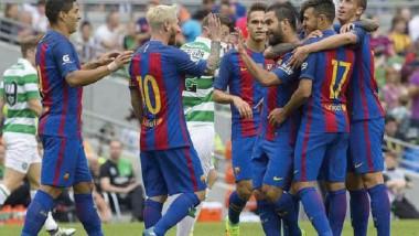 مكاسب بالجملة لبرشلونة في أولى مبارياته التحضيريّة!