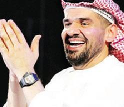 حسين الجسمي  يُحضّر مفاجأة للعراق