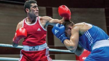 حسين جاسم: قبضات العراق ستؤكد حضوراً إيجابياً في الأولمبياد