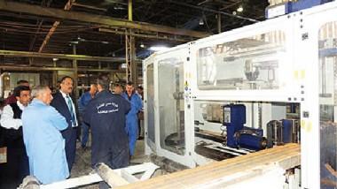 الصناعة تبدي استعدادها لتجهيز أمانه بغداد بالمسبوكات الفولاذية
